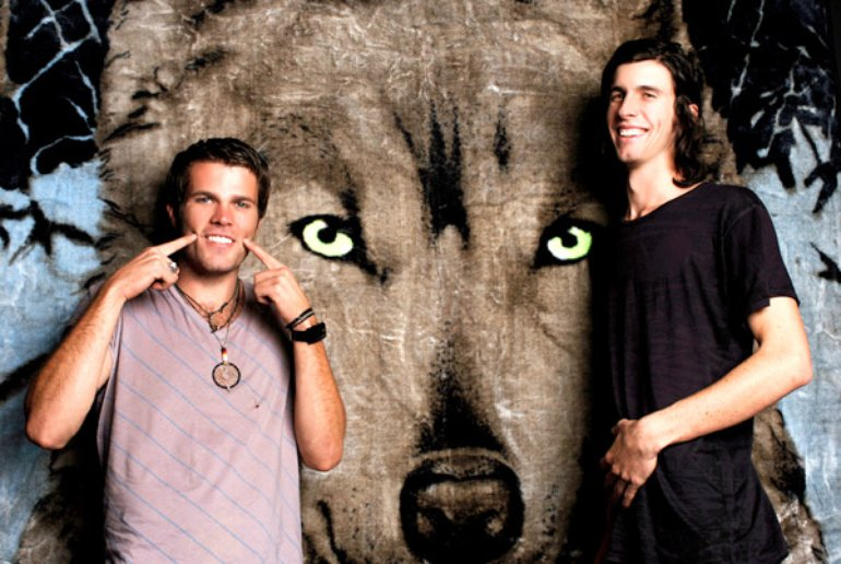 3OH!3 Group