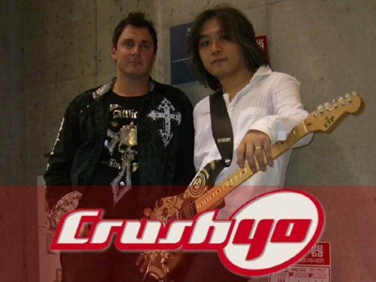 Crush 40 after TGS 08