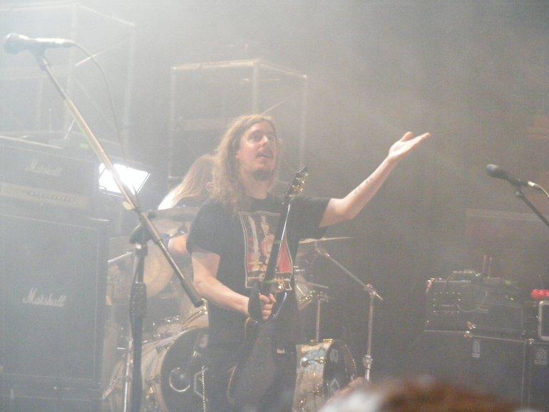Opeth en Chile 04-04-09