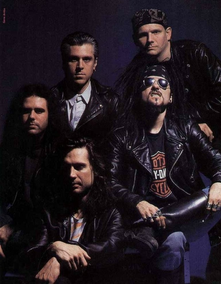 Ministry 1992