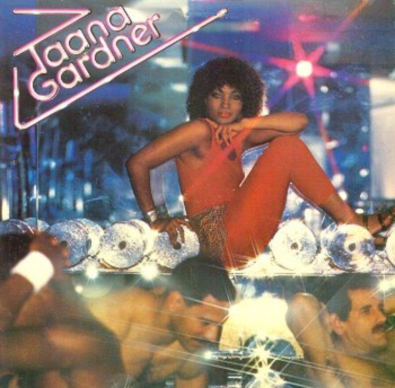 Taana Gardner front Lp