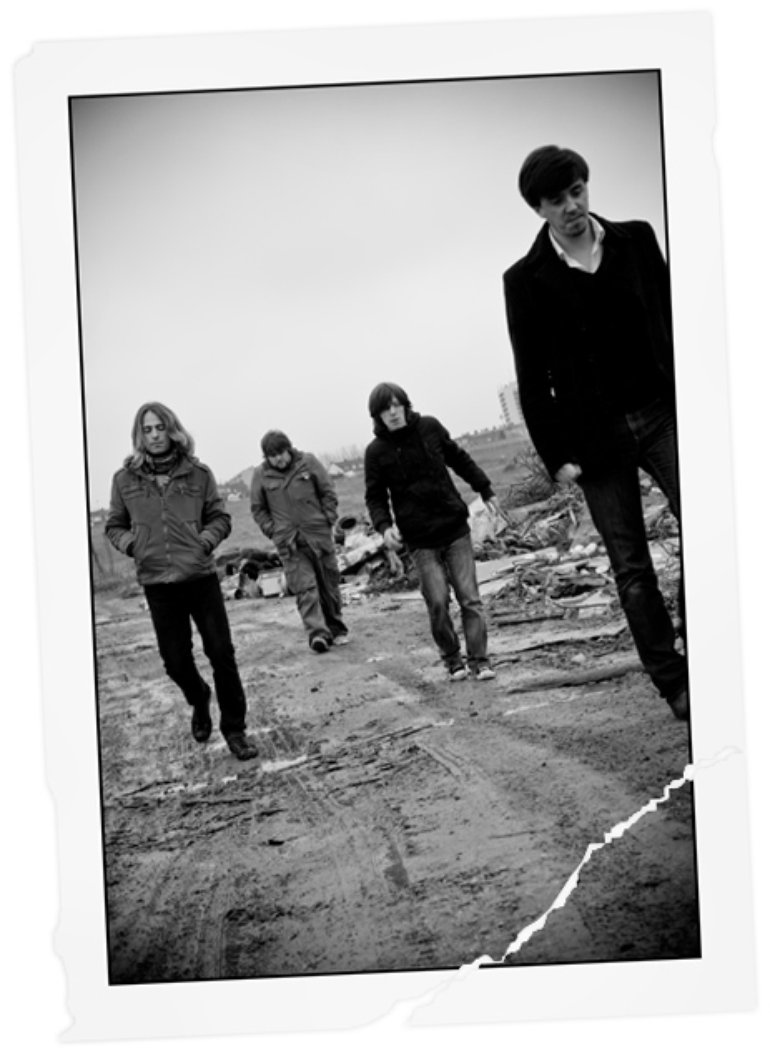 The Bells (French Band), Promo 2008 © Rémi Vimont
