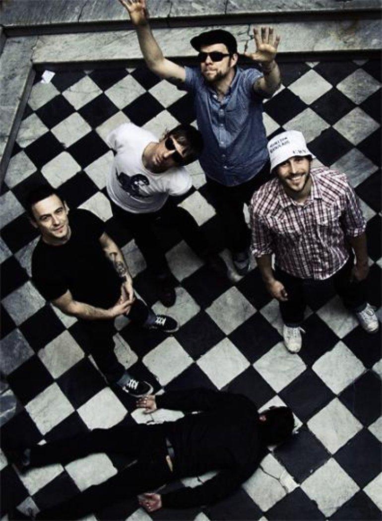 Beatsteaks October 08