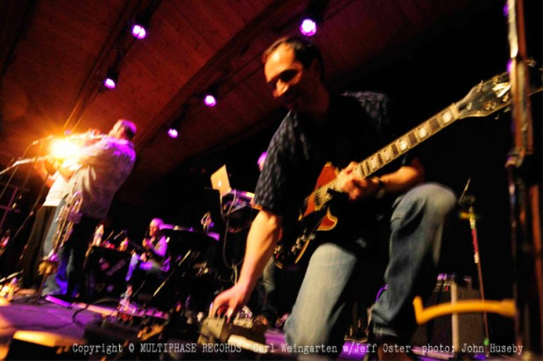 Weingarten with Jeff Oster's Band 2008