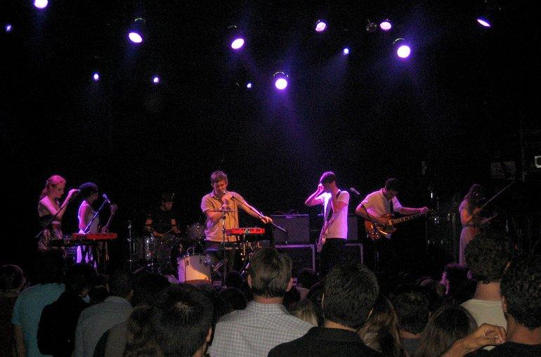 At the El Rey! 21 Aug 2009