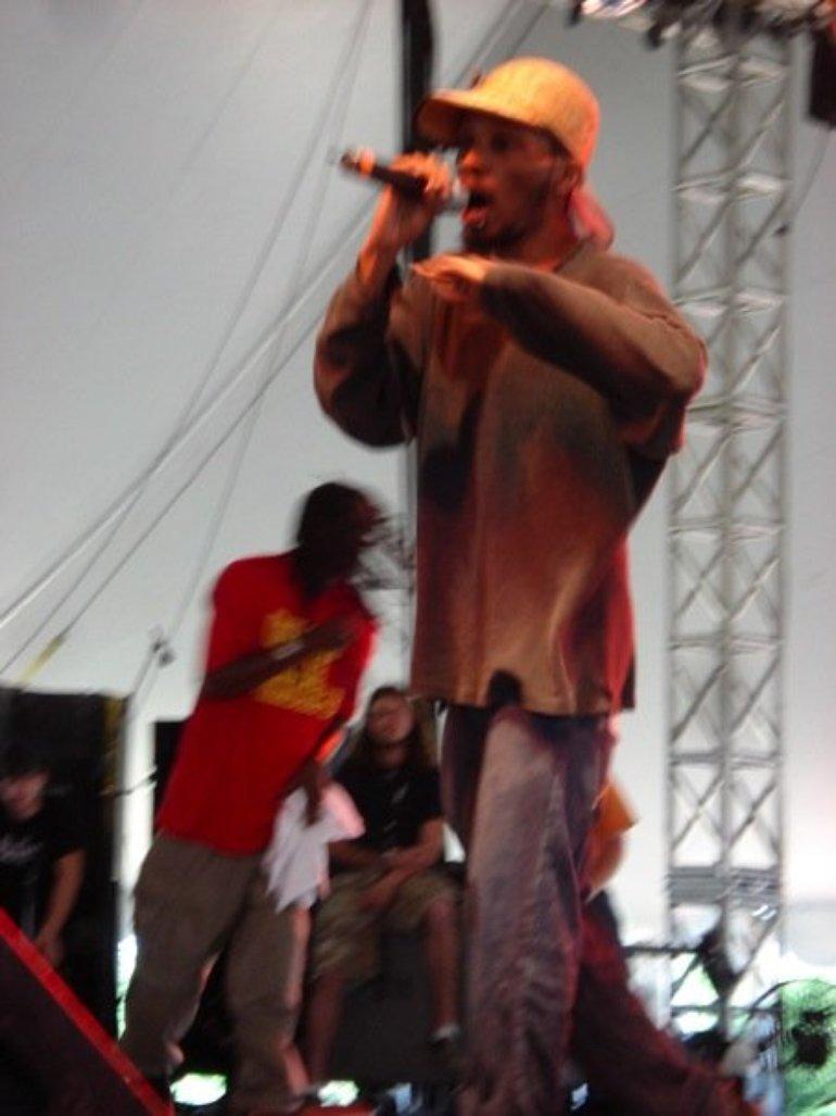 Del at Wakarusa 2008