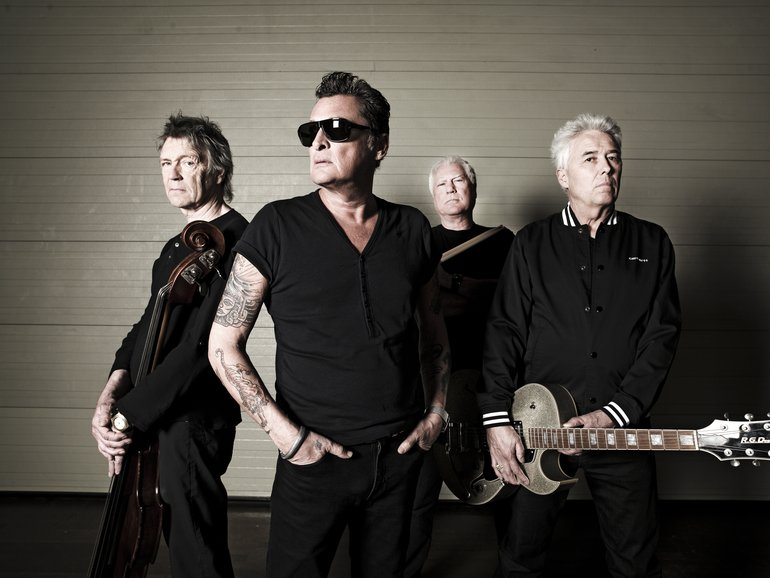 Golden Earring (photo credit: Kees Tabak, 2012)