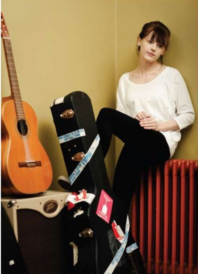 Laura Marling: The Fly Magazine, March 2010.
