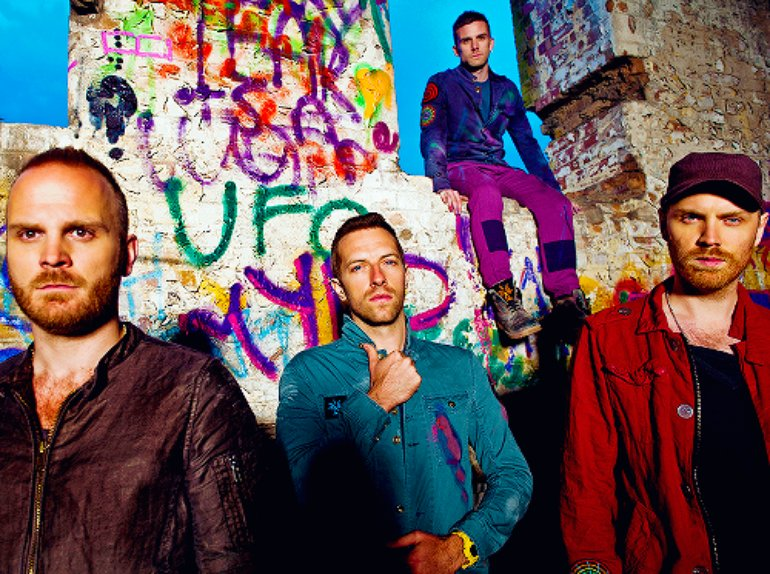 Coldplay - PNG