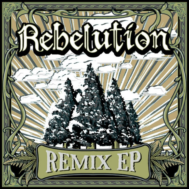 Rebelution - Remix EP [2010]