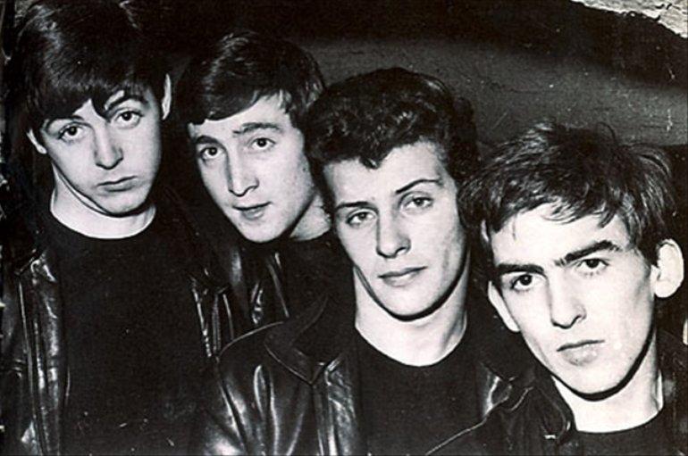 Beatles w/ Pete Best