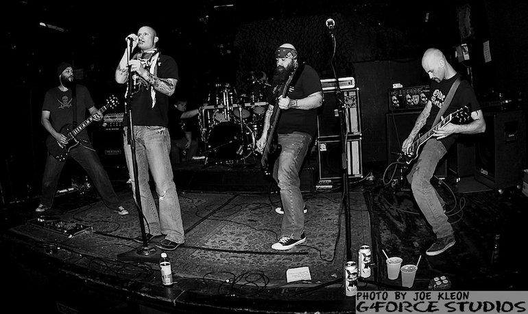 Live at the Hi Fi Concert Club  |  November 2009  | Lakewood, OH USA