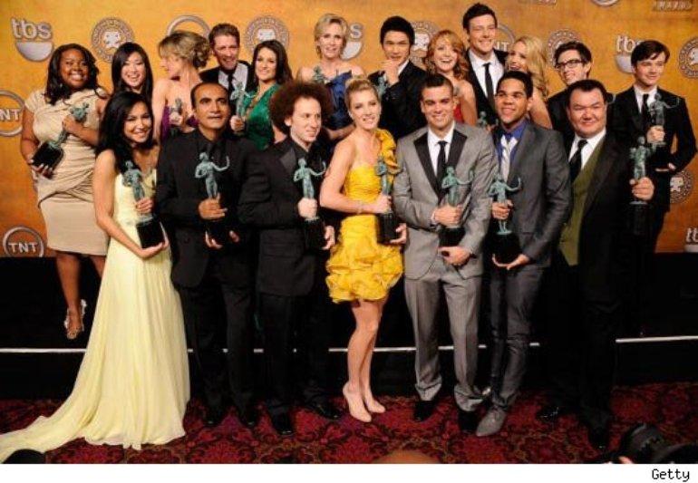 Glee Cast 7