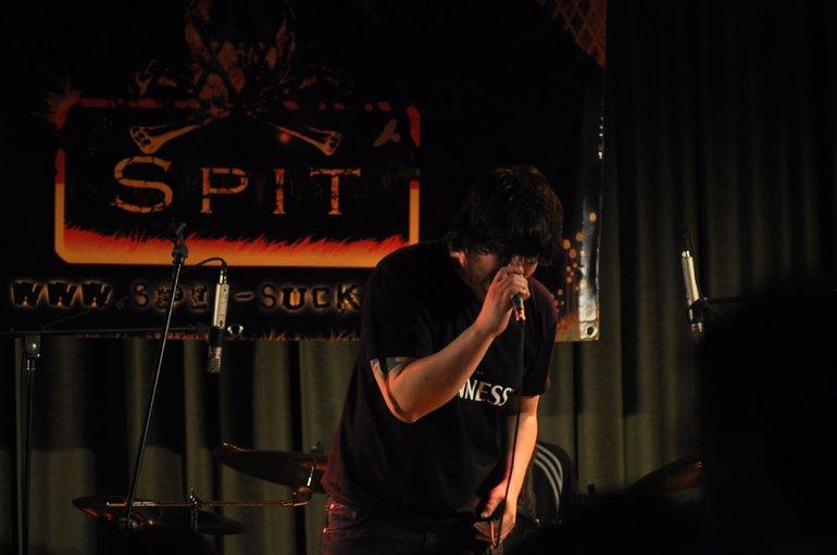 Spit live