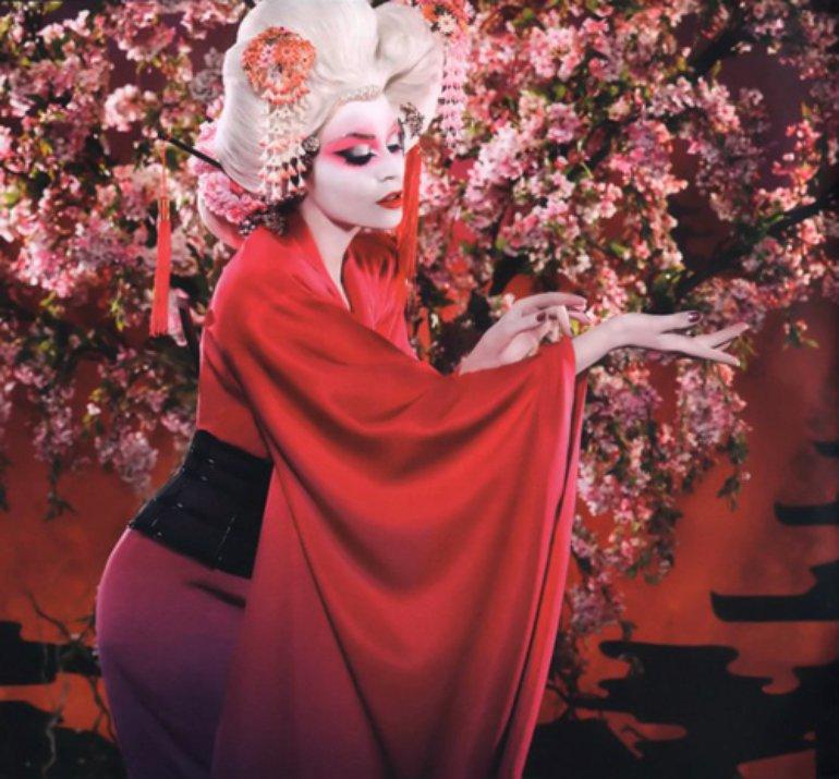 Geisha Kylie ♥