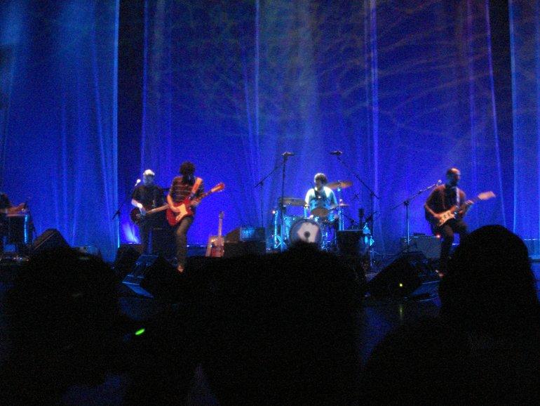 Auditório Ibirapuera 13/03/2010