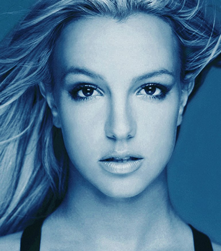 Britney PNG