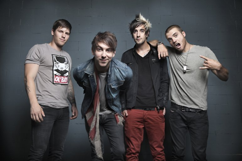 All Time Low (Don't Panic)