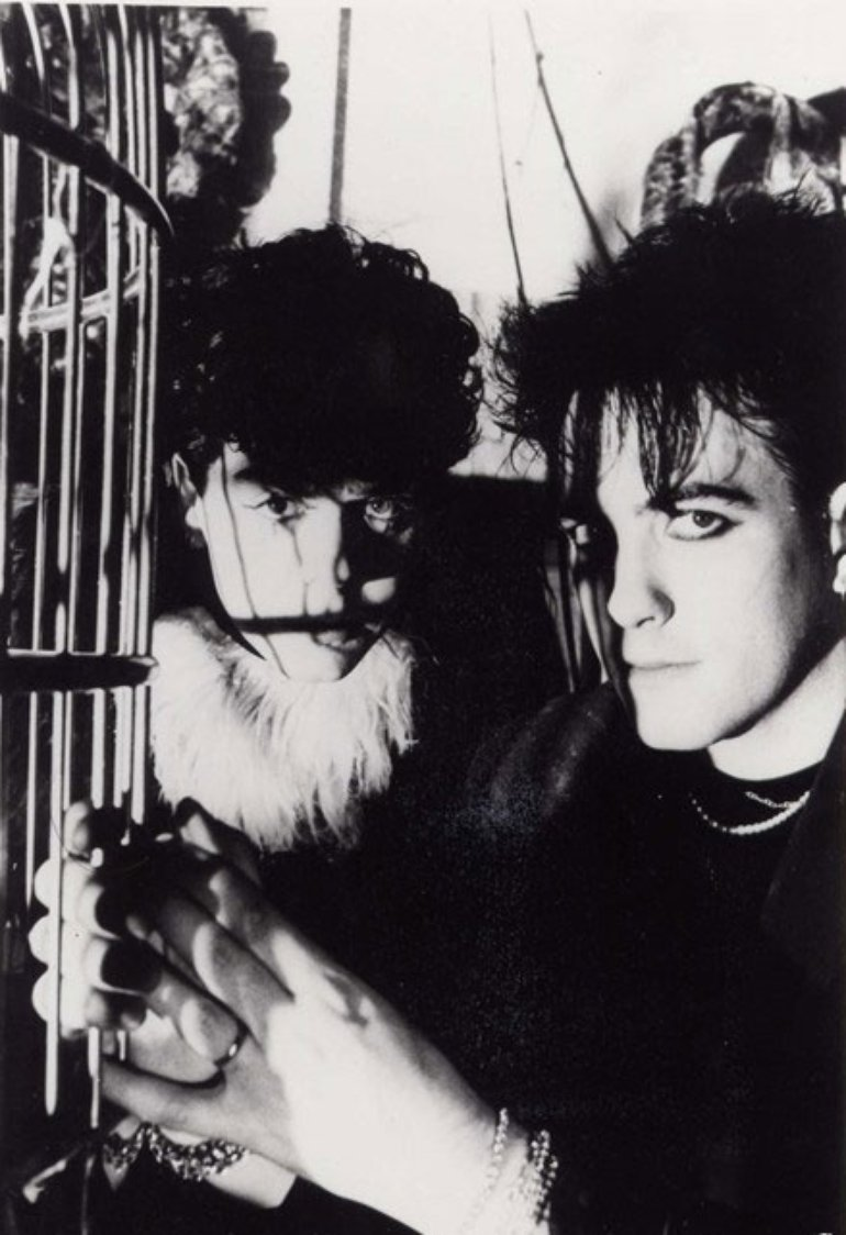 #the cure the top era