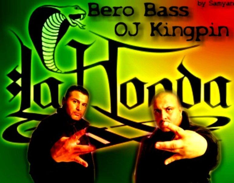 BERO BASS _ OJ KINGPIN _ LA HONDA