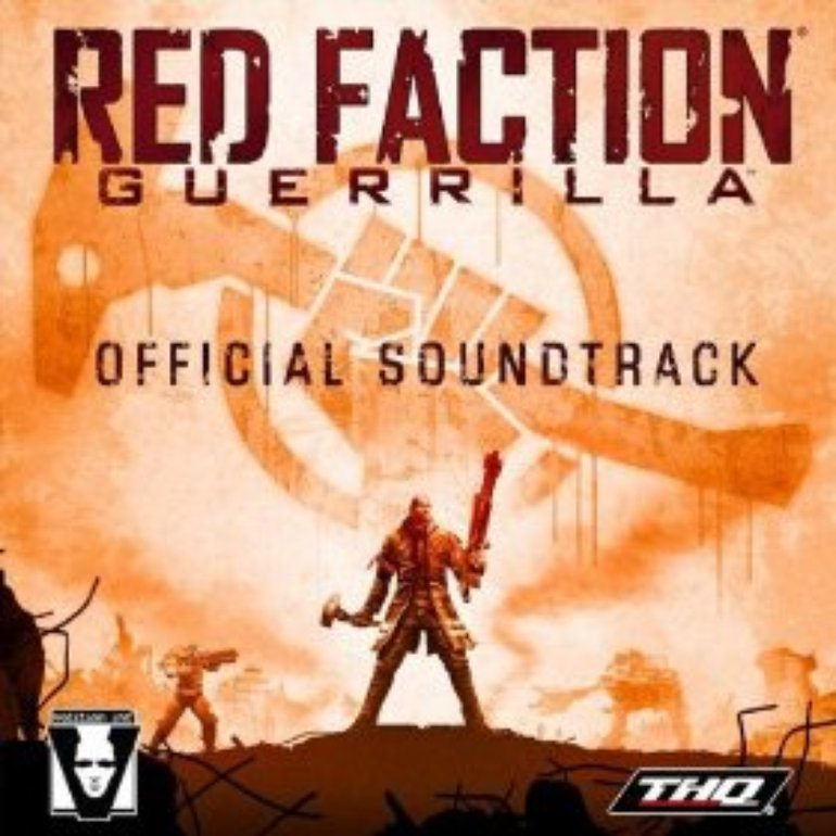 Official Soundtrack Red Faction Guerrilla