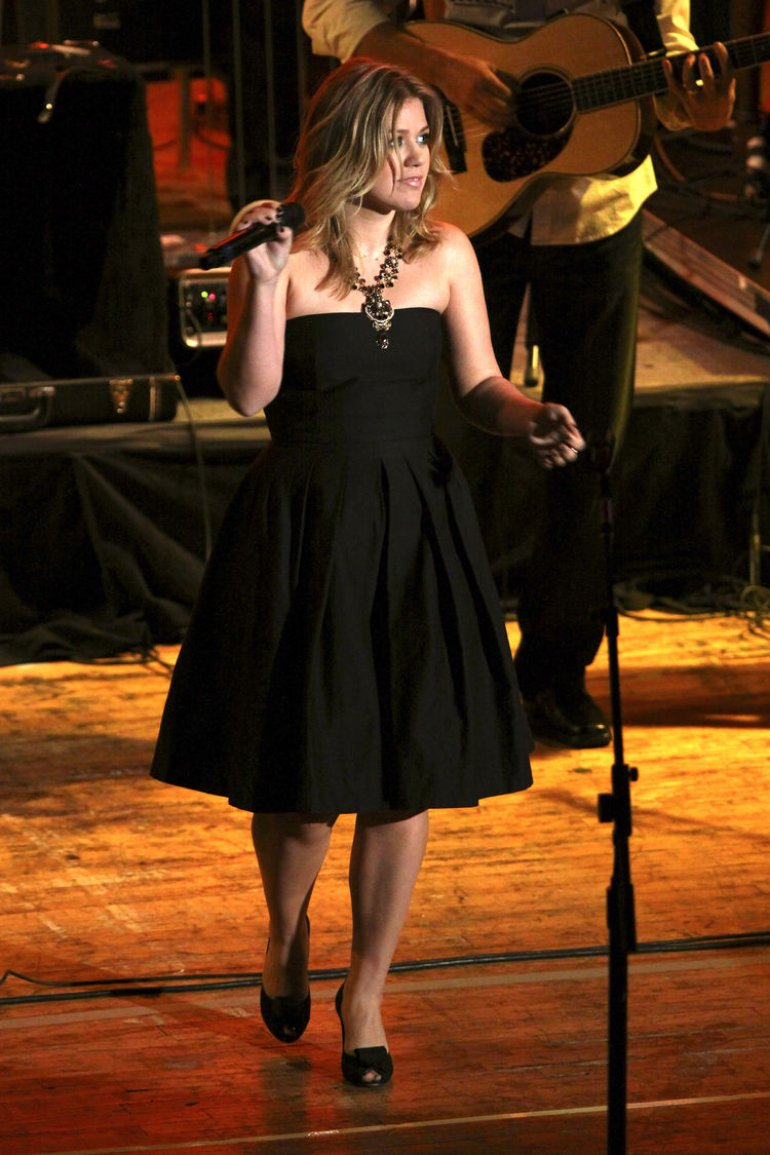 Kelly Clarkson 2008