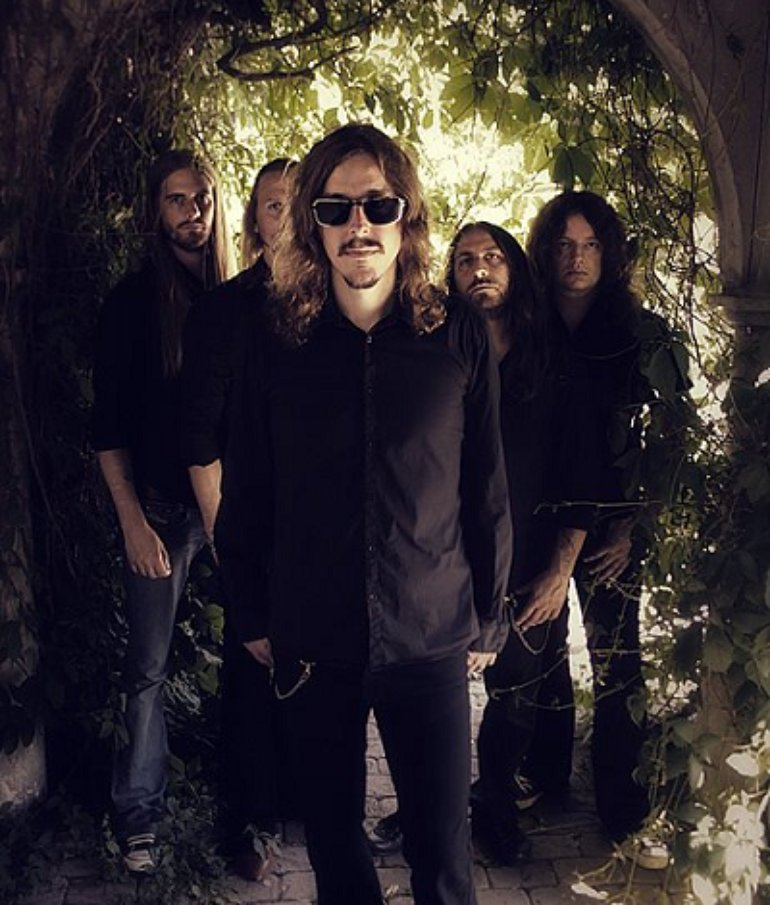 Opeth - Heritage Promo (PNG)