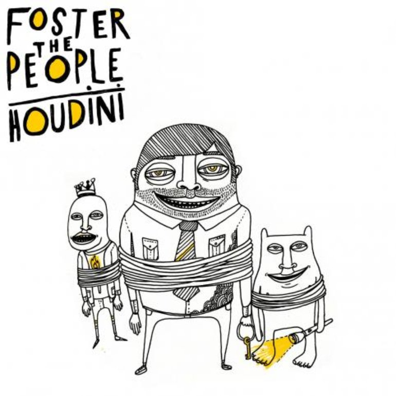 Houdini PNG