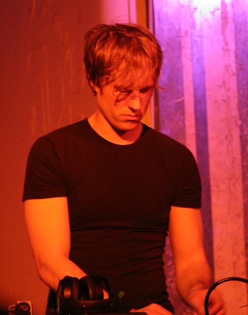 DJ Alec Empire