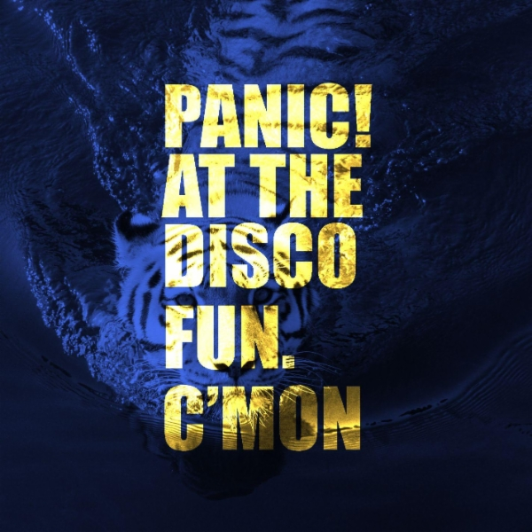 Panic! at the Disco with fun.