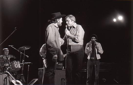 George Jones & Willie Nelson