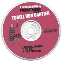 Punkatronic starring Tobell Von Cartier
