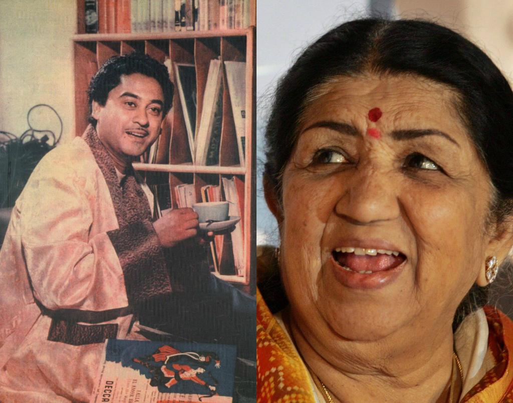 Lata Mangeshkar & Kishore Kumar