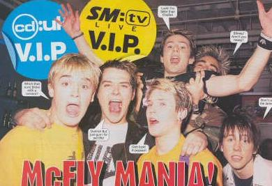Mcfly & Busted