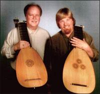 Edward Martin and Paul Berget
