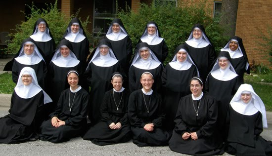 Benedictines of Mary, Queen of Apostles