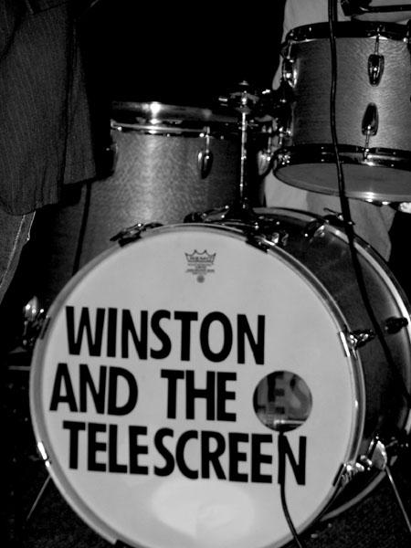 Winston and the Telescreen
