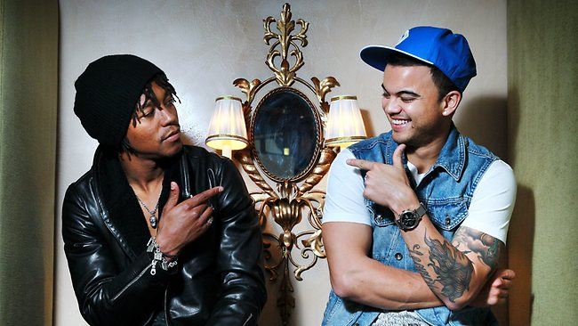 Lupe Fiasco & Guy Sebastian