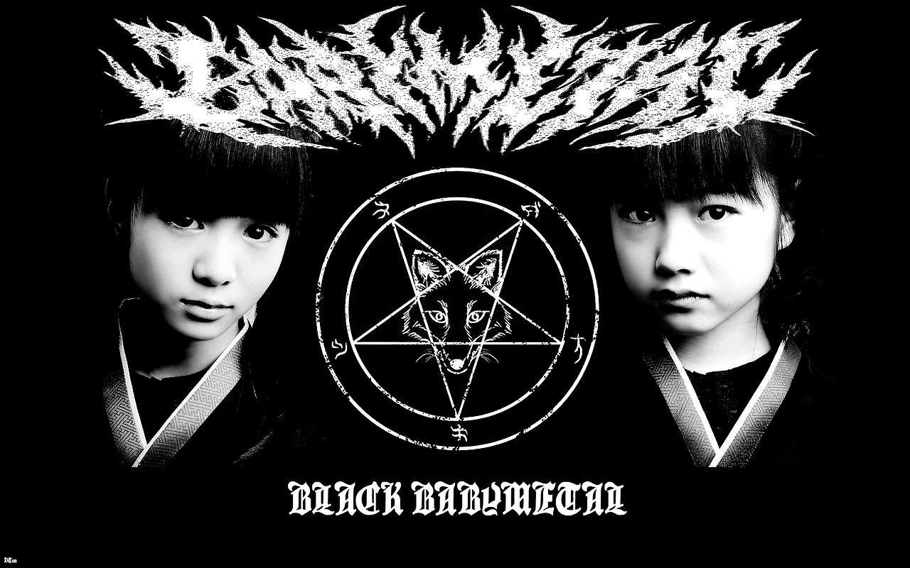 BLACK BABYMETAL
