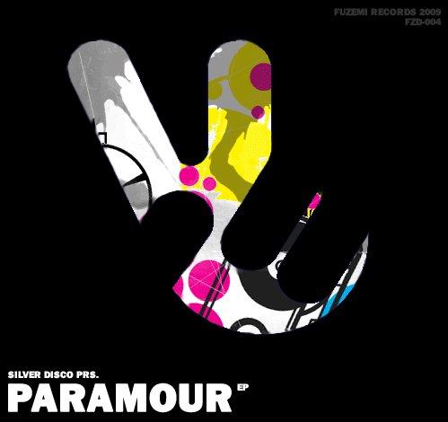 Silver Disco - Paramour EP