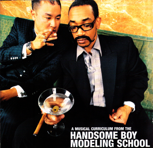 Handsome Boy Modeling School — The Truth (feat. Roisin and ...