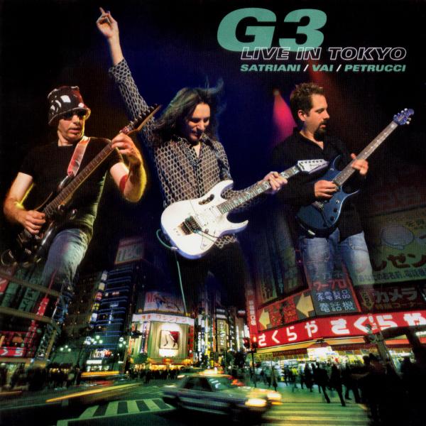 g3 live in tokyo:
