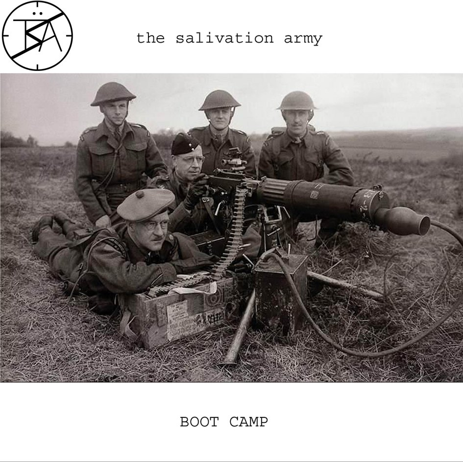 boot camp the salivation army � listen and discover