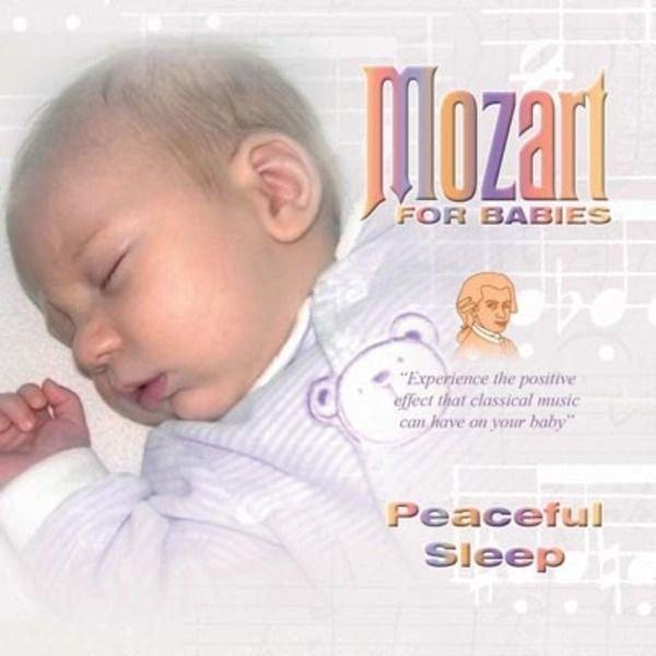 Mozart For Babies Peaceful Sleep - Wolfgang Amadeus Mozart ...