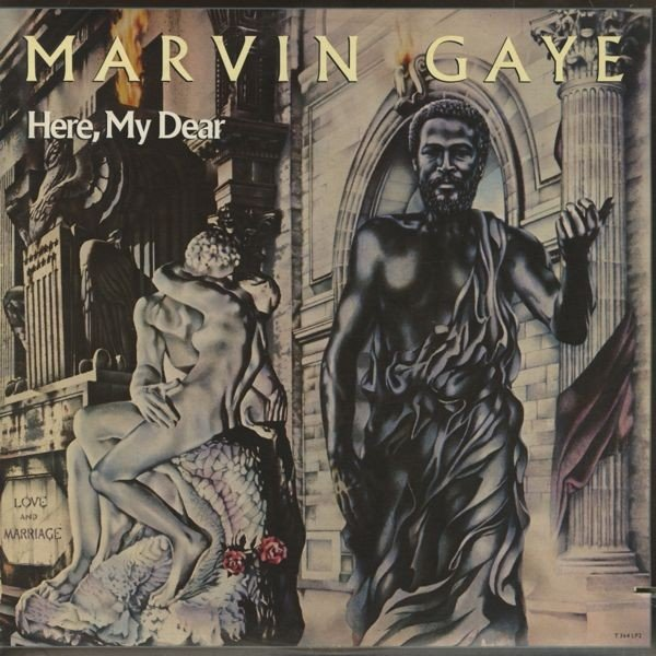 marvin gaye last album