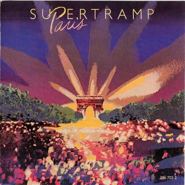Supertramp Paris