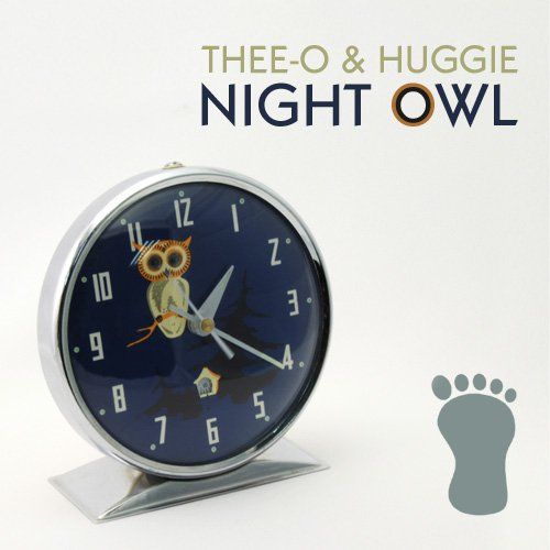 Thee-O & Huggie - Night Owl