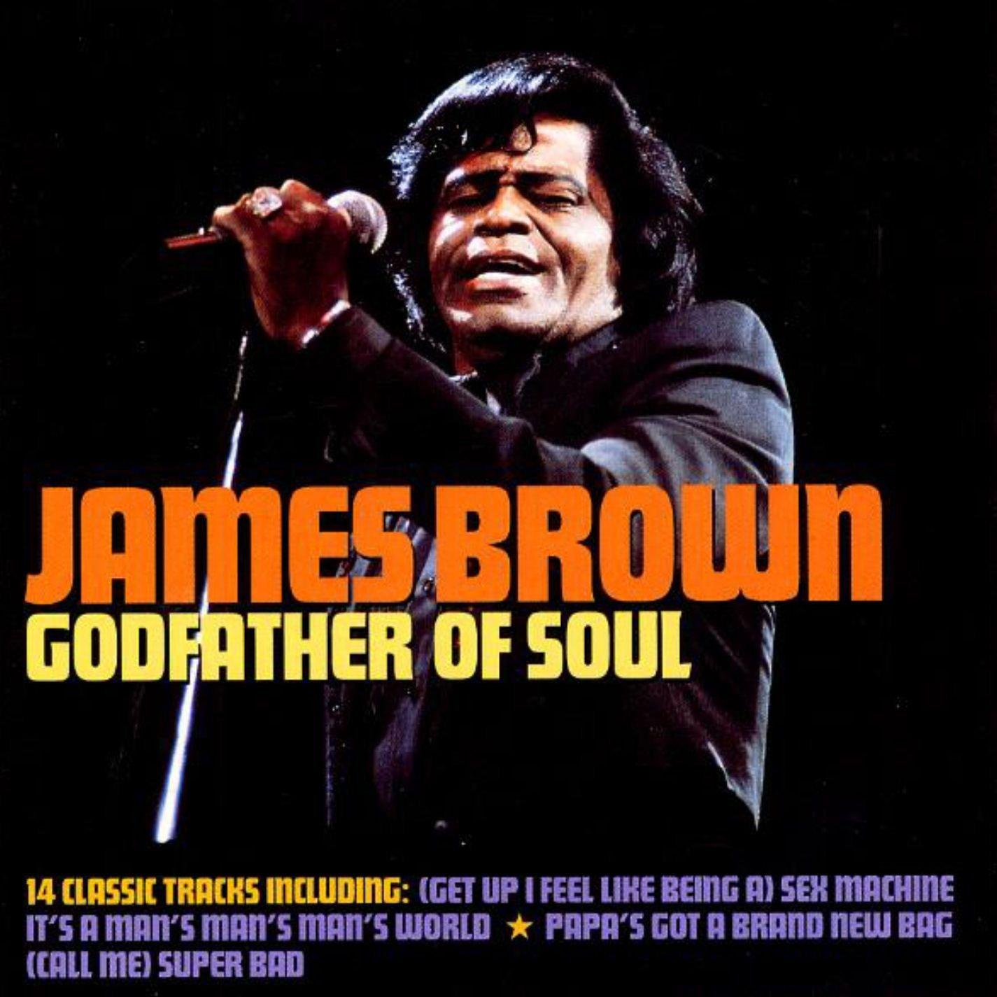 James Brown Papa Got A Brand New Bag I Got You I Feel Good
