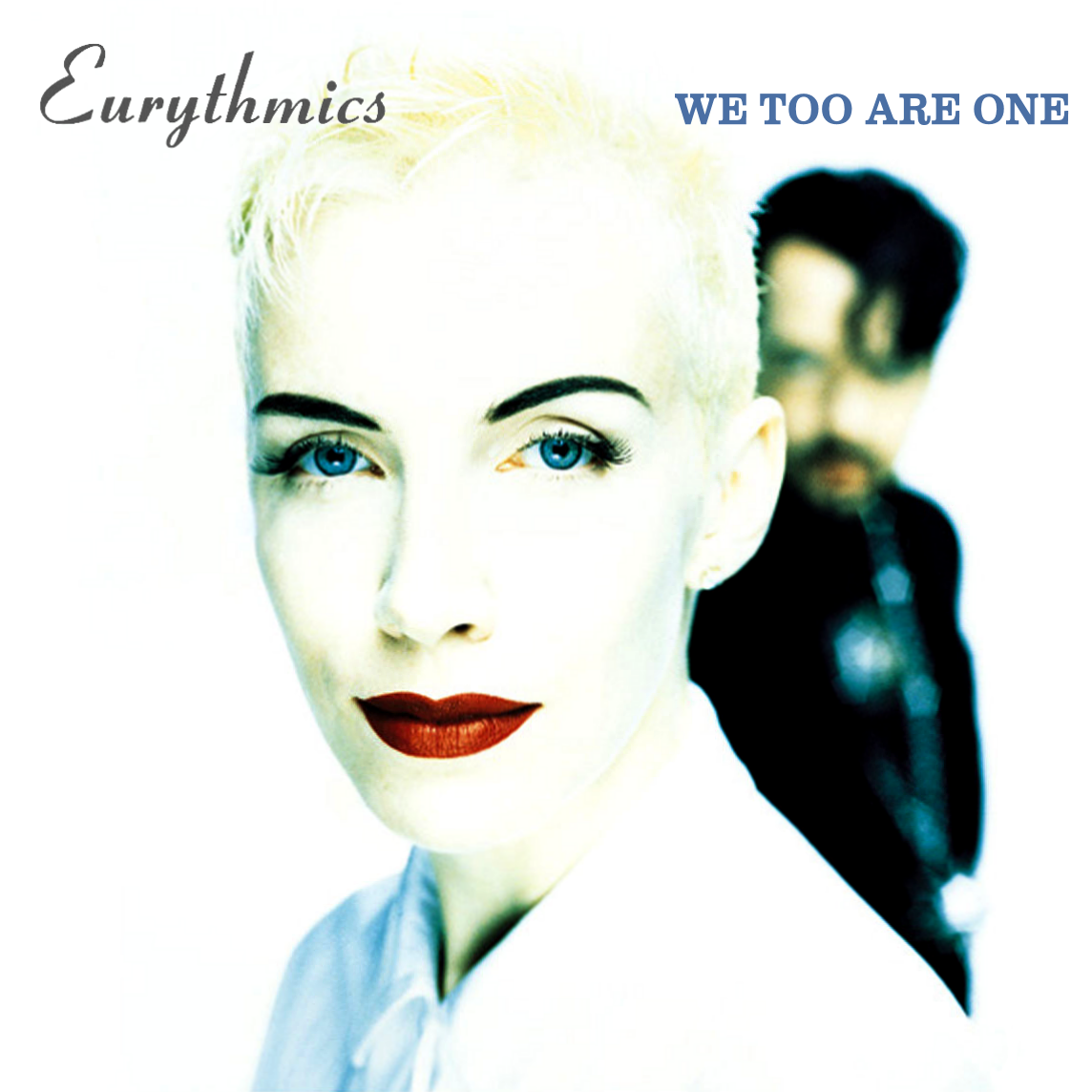 Annie Lennox Legend In My Living Room: The King And Queen Of America