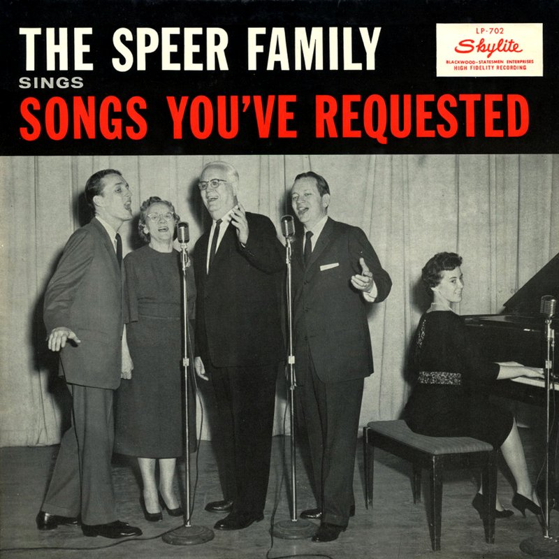 The Speer Family Sings Songs You've Requested